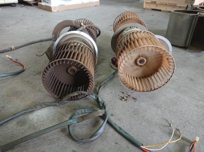 RP012-空調&換気扇ファン清掃